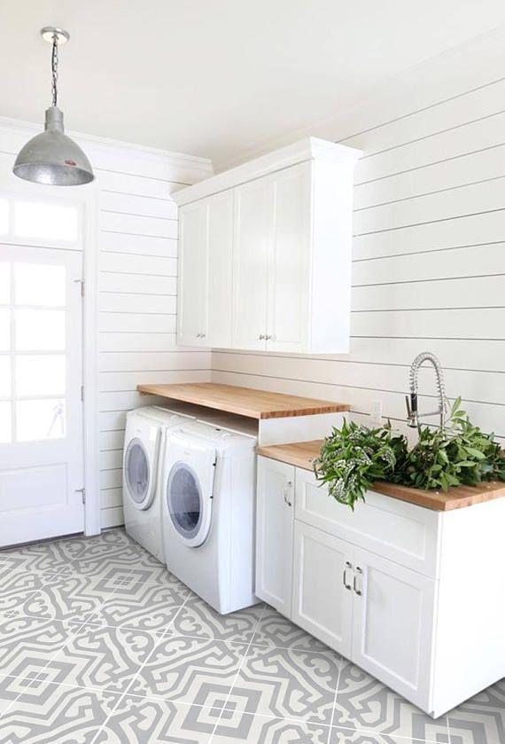 Tile Decals Tiles For Kitchen Bathroom Back Splash Floor Laundry