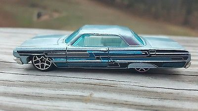 RARE 1964 '64 CHEVY CHEVROLET IMPALA 2003 HW FIRST EDITION * 1:64 HOT WHEELS