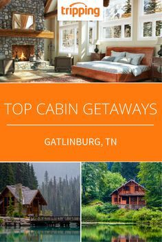 There's nothing like a cozy cabin in the Smoky Mountains to bring a family together. Enjoy all of Gatlinburg's attractions and natural beauty in style with a cabin rental from Tripping.com. With nearly 6,000 options in Gatlinburg alone, your slice of cabin life is closer than ever.