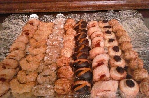 Panellets, dulce tipico de Cataluña