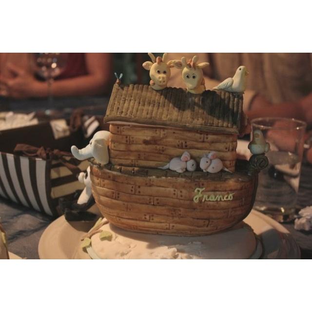 Noe Cake - babyshower or baptism
