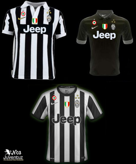 juventus jersey next season, just rumour but it's so lovely!