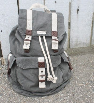 Slouchy #roxy #backpack