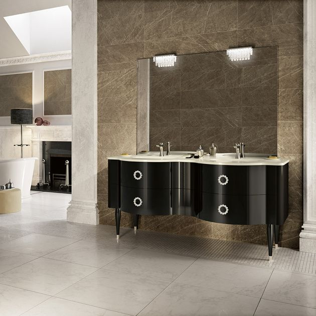 Exceptional 13 Classic Italian Bathroom Vanities Chic Style Otello
