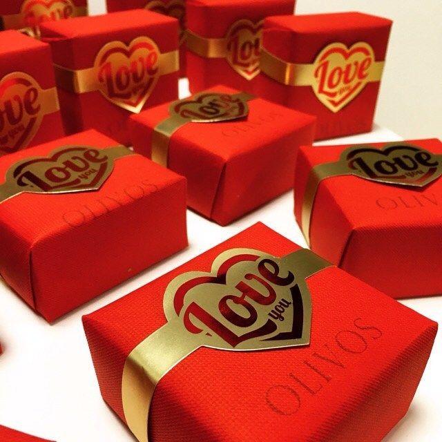 AŞK HER YERDE  Olivos Sevgililer Günü sabunu tüm Macrocenter & Migros mağazalarında