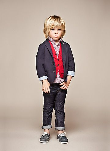 My future son's fashion. So cute!!