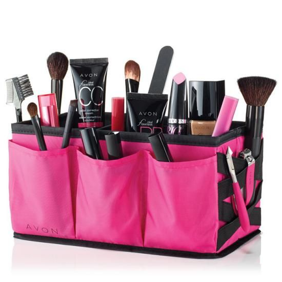 Avon Beauty Caddy http://www.makeupmarketingonline.com/avon-beauty-caddy/