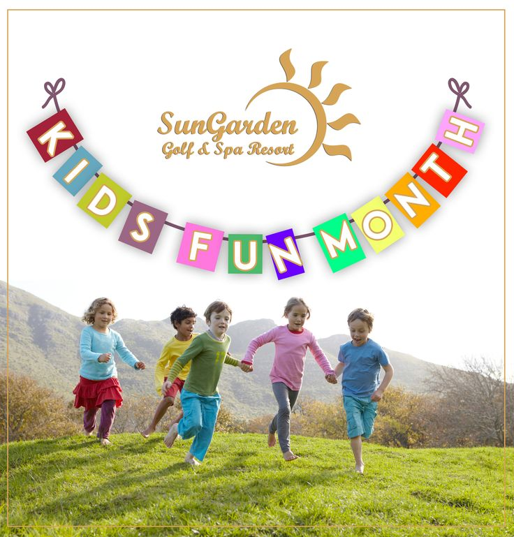 Great Party for Kids!  http://sungardenresort.ro/news-archive/216-kids-fun-month-packages