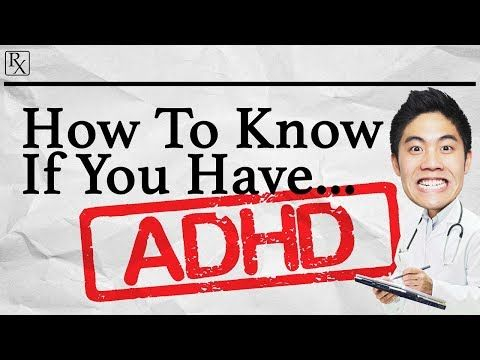 how to find out if i have adhd
