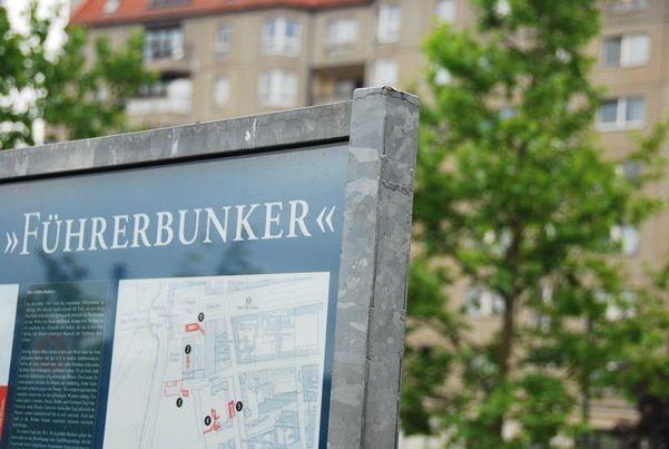 Adolf Hitlers Bunker - Downfall Film Parody | The Travel Tart Blog