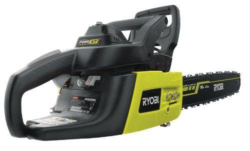 Ryobi RCS5140B - power chainsaws (Black, Green)