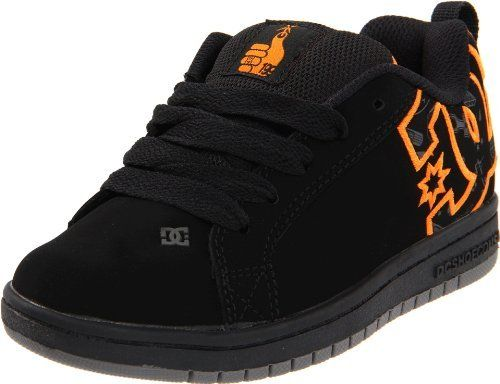DC Kids Court Graffik SE TP Skate Shoe (Little Kid/Big Kid) DC