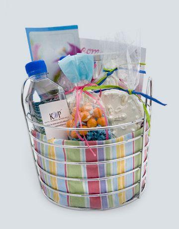 22 best Welcome Baskets images on Pinterest | Gift basket, Gift ...