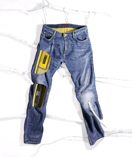 Buy Cheap View Free Shipping Latest Collections DENIM - Denim trousers Spididenim XAsEeoZOm