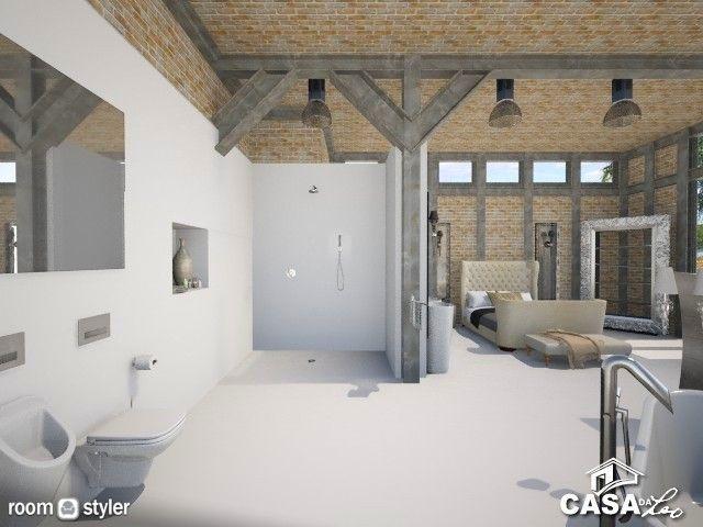 Industrial Loft (Bathroom en Suite)