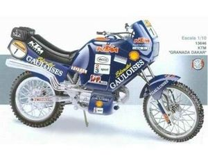 Guiloy - 1/10 KTM LC8 950 RALLY MEONI GAULOISES GL13646