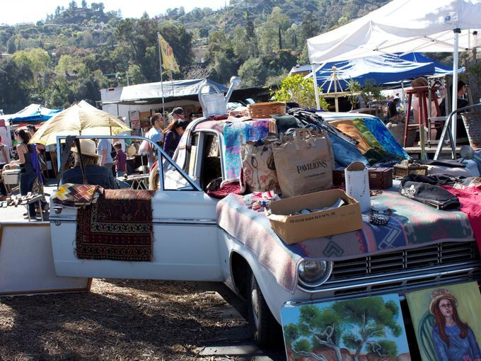 The Rose Bowl Flea Market in Pasadena, Calif., is widely considered the best on the West Coast, attracting as many as 2,500 vendors and 20,000 shoppers.