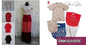 10 idee GENIALI per riciclare le vecchie magliette