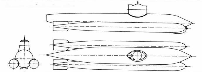 "Almanac ""The War of the sea"" - Midget submarines and human torpedoes. Part 3   librusec"