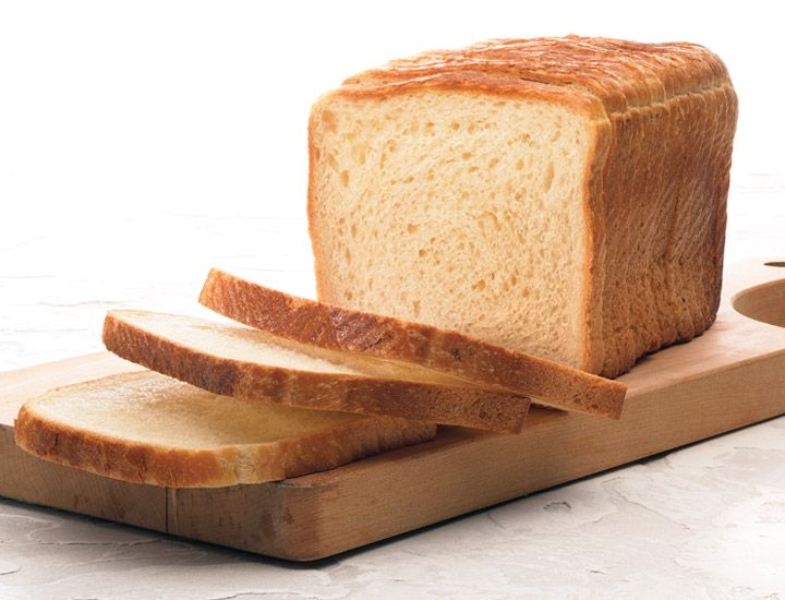 Organic White Sliced: A classic white loaf with a beautifully airy interior and mild flavour for a perfect soft crust sandwich.