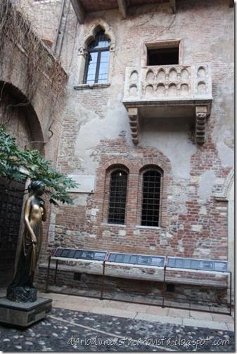 Fresh Romeo and Juliets Balcony