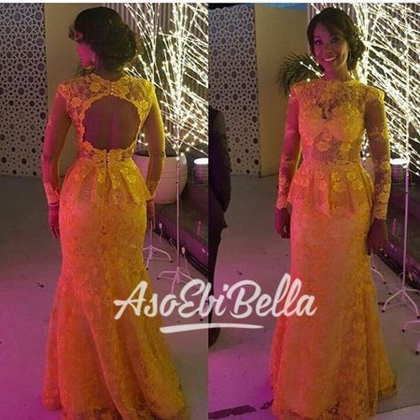 BellaNaija Weddings presents #AsoEbiBella – Vol. 148 – The Latest Aso Ebi Styles