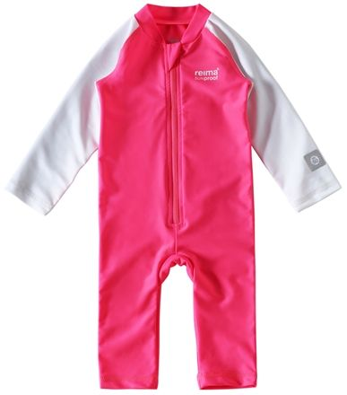 Reima UV-Dräkt Maracuya, Supreme Pink Stl 68