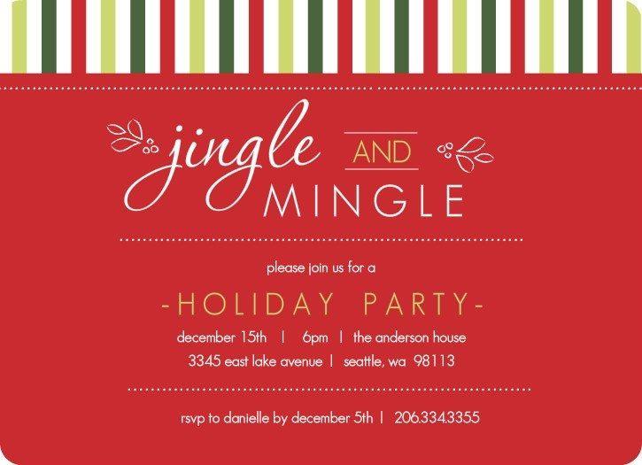 25+ unique Free christmas invitation templates ideas on Pinterest - invitation template