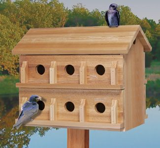 Plans for cedar bird feeders woodworking projects plans for House projects plans