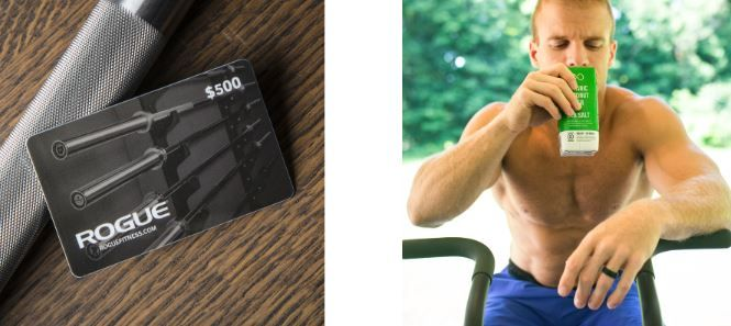 Win A 500 Gift Card To Rogue Fitness From Nooma Sweepstakes Den Https Is Gd Pcwxiw Sweepstakes Win Cash Prizes Rogue Fitness
