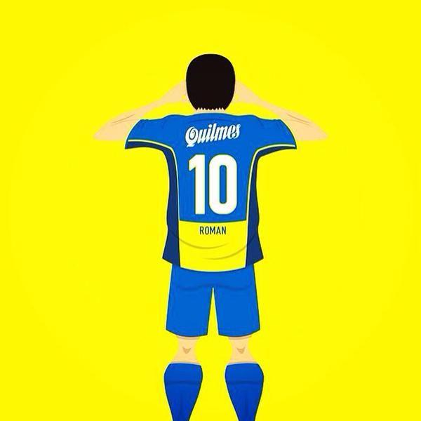 Topo Yiyo #Riquelme #BocaJuniors #Quilmes
