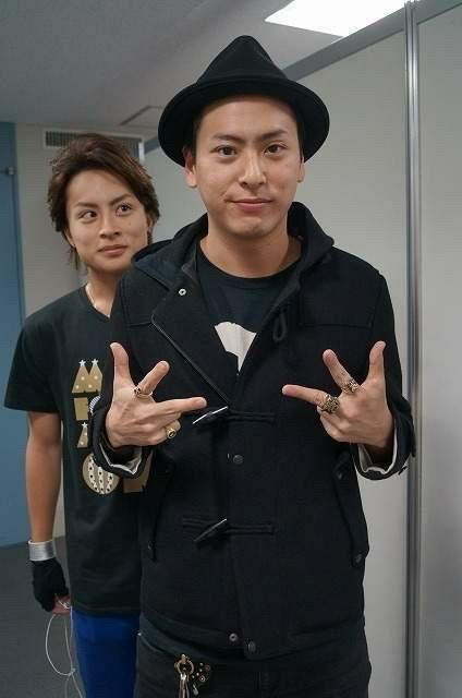 Yamashita Kenjiro & Alan