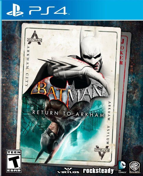 New Release Date For Batman: Return To Arkham