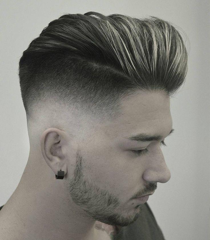 18 Medium Length Pompadour Hairstyle For Men 2018