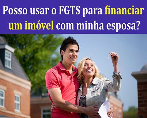 RS Notícias: Posso usar o FGTS para financiar um imóvel com min...