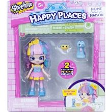 "Poupée Shopkins Happy Places - Rainbow Kate - Imports Dragon - Toys""R""Us"