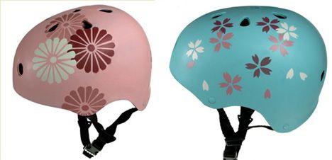 Beautiful Bicycle Helmets : TreeHugger