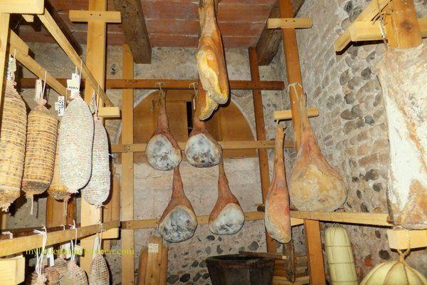 The Italian cellar