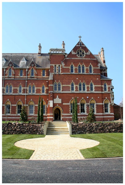Stanbrook Abbey - Worcestershire