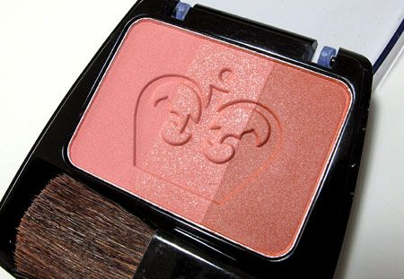 Rimmel London's Autumn Catwalk blush :)