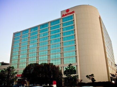 Welcome To Tulsa Marriott Hotel Southern Hills