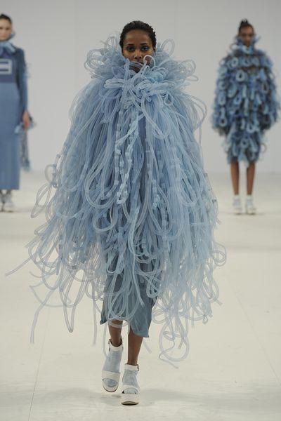 Hannah Podbury.... When fashion designers run out of ideas