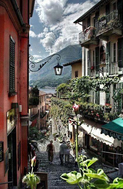 Bellagio. Photo by Paolo Mergari