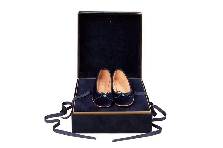 Sal Azul Persa | Josefinas 3369€ (the most expensive), fabulous, worthy of a princess...