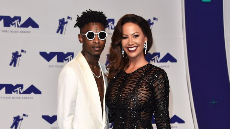 EXCLUSIVE Amber Rose Dishes on VMAs Date Night With 21 Savage Reveals Her Advice to New 'DWTS' - 9NEWS.com #757Live