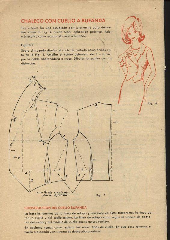 tratado de corte moderno 2ª parte (43) - LIZBETH GAMARRA - Álbumes web de Picasa