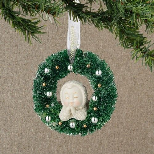 Snowbabies - Dream - Angel Prayers Ornament | Department 56
