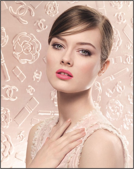 Chanel-Spring-2013-Precieux-Printemps-Collection-Promo...pretty makeup