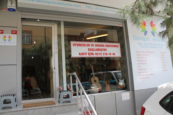 Dönüşüm  Atölyesi şu şehirde: Şişli, İstanbul