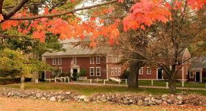 The Spookiest Hotels to Visit This Halloween: Longfellow's Wayside Inn